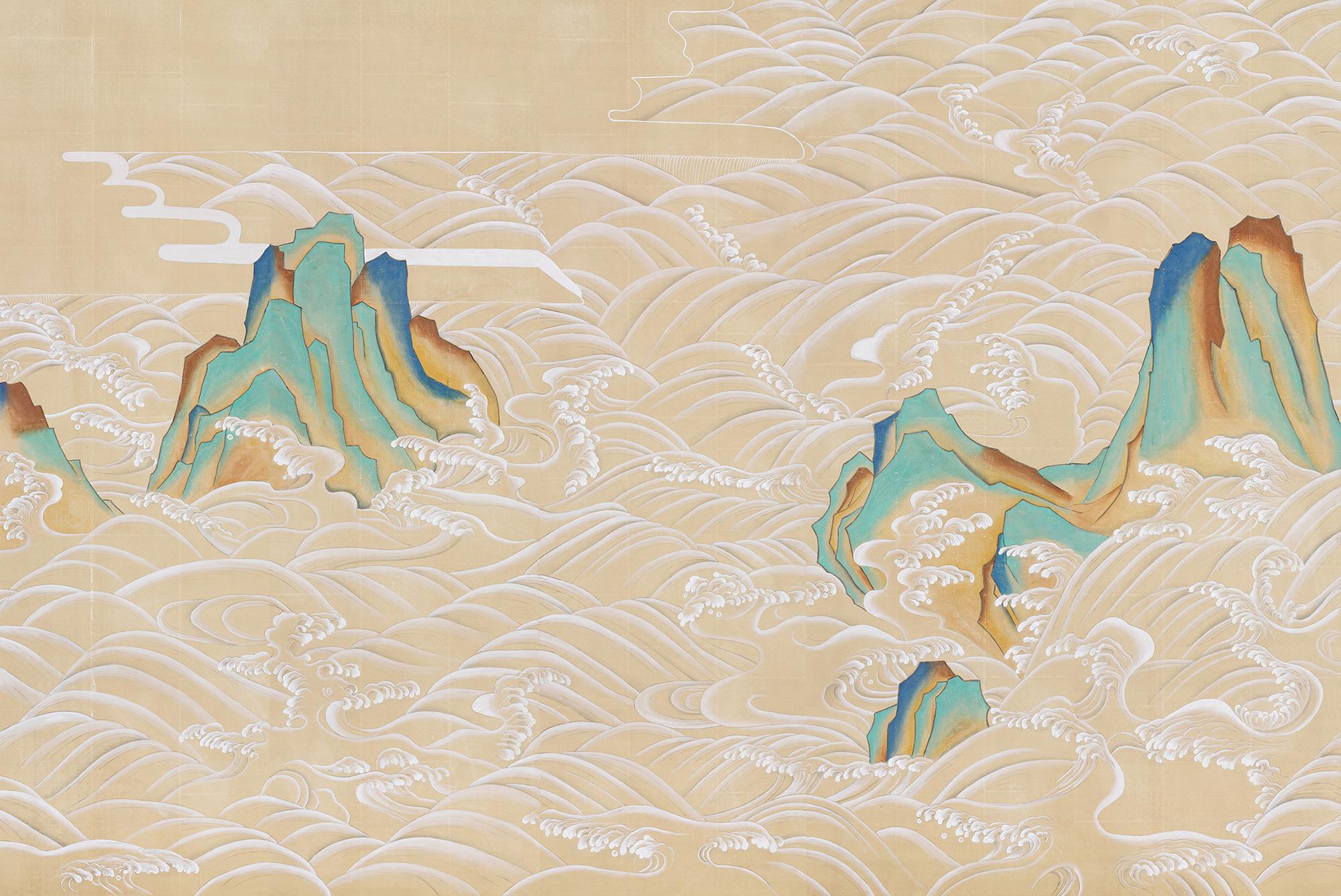 Matsushima Waves