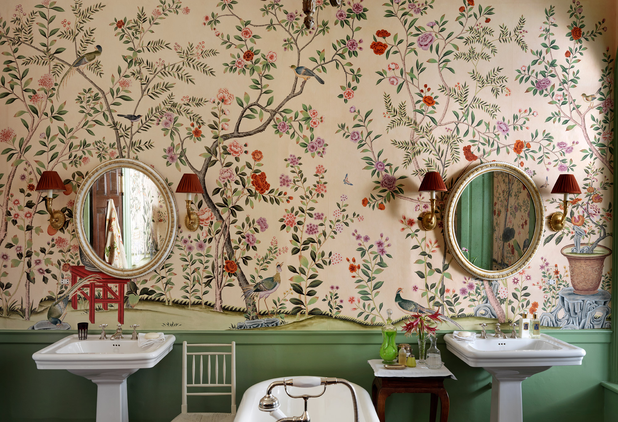 Houghton Hall and de Gournay